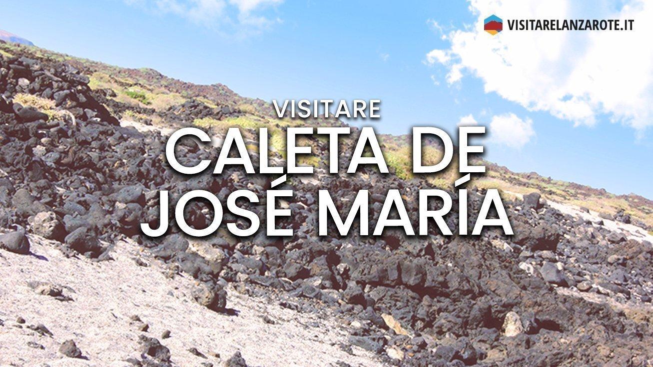 Caleta de José María, Haría | Spiaggia dell'isola di Lanzarote