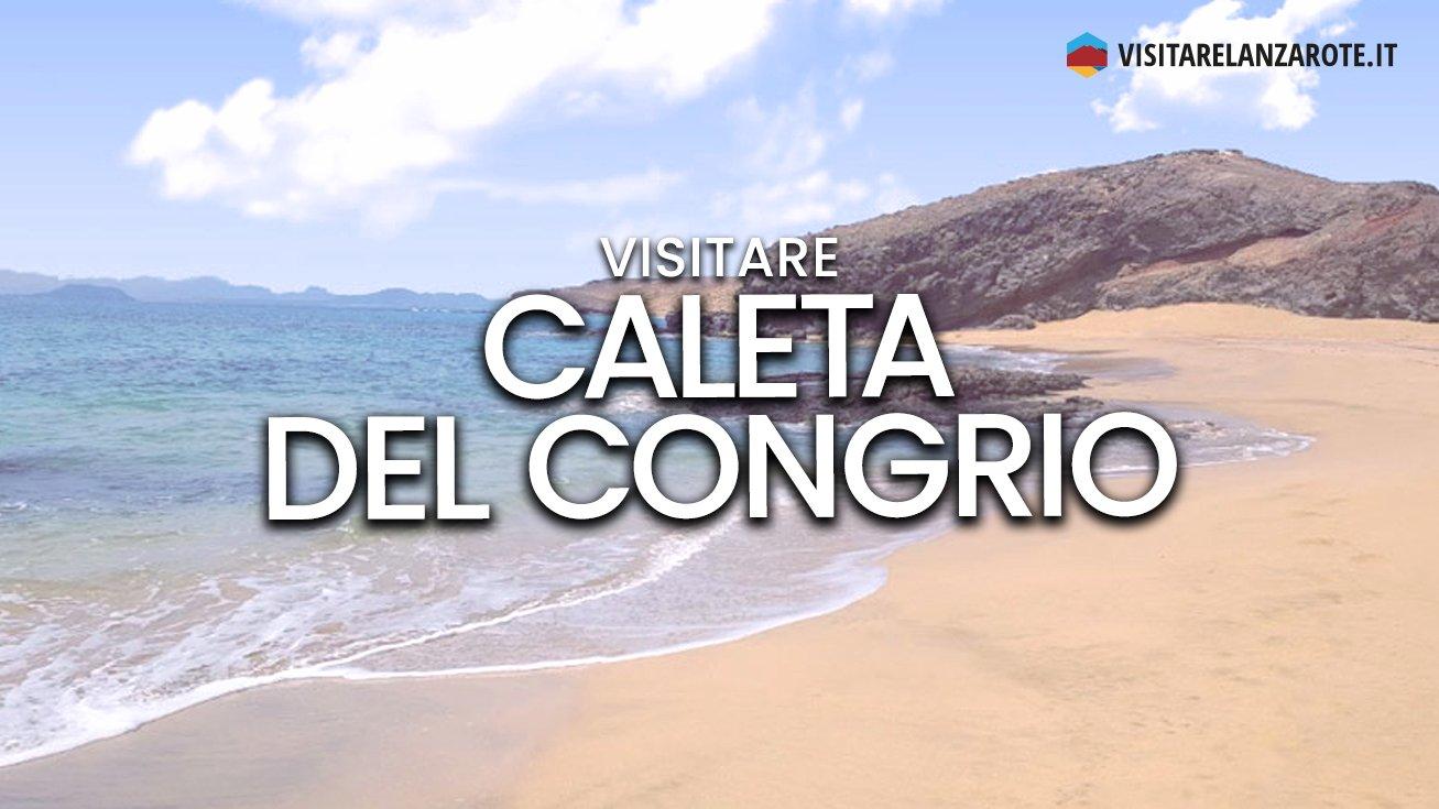 Caleta del Congrio, Yaiza | Spiaggia dell'isola di Lanzarote
