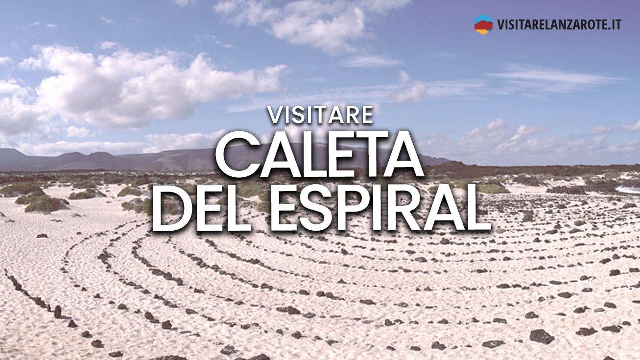 Caleta del Espiral, Haría | Spiaggia dell'isola di Lanzarote