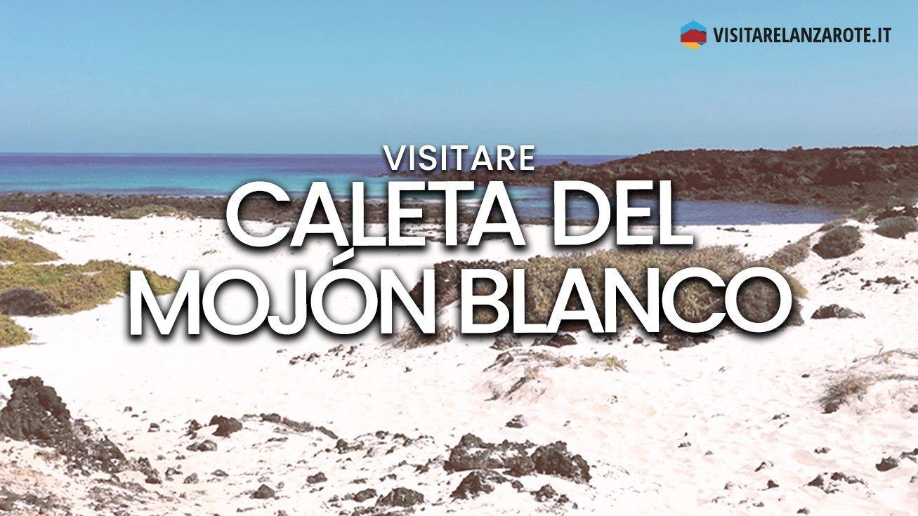 Caleta del Mojón Blanco, Haría | Spiaggia dell'isola di Lanzarote