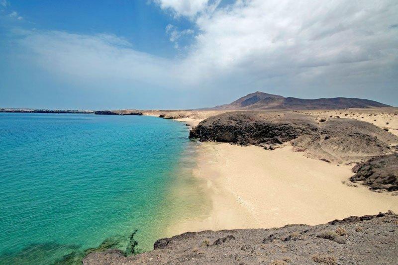 Playa de la Cruz Lanzarote