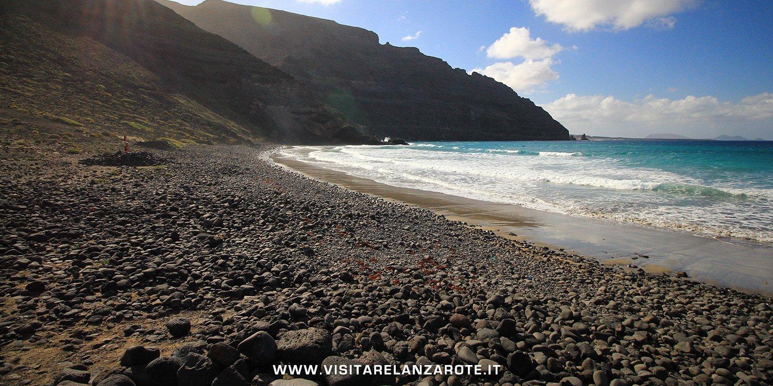 Playa De La Canteria Lanzarote