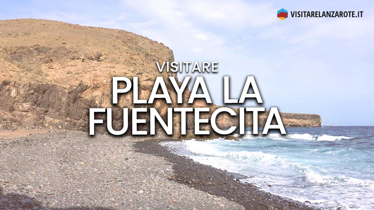 Playa La Fuentecita, Yaiza | Spiaggia dell'isola di Lanzarote