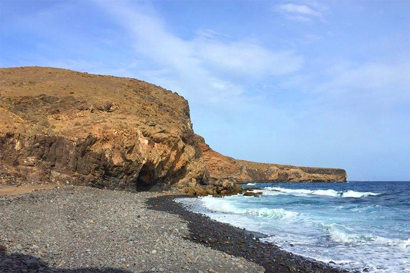 Playa La Fuentecita lanzarote