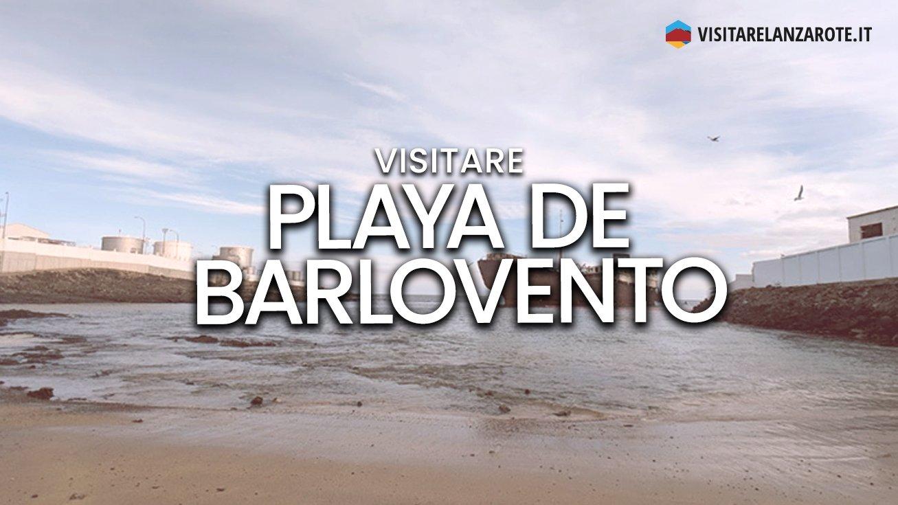 Playa de Barlovento, Teguise | Spiaggia dell'isola di Lanzarote