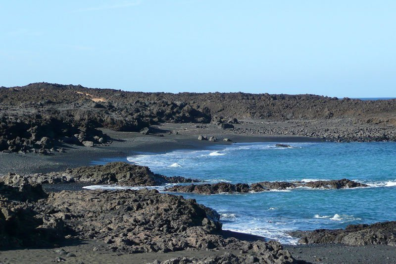Playa de Las Malvas