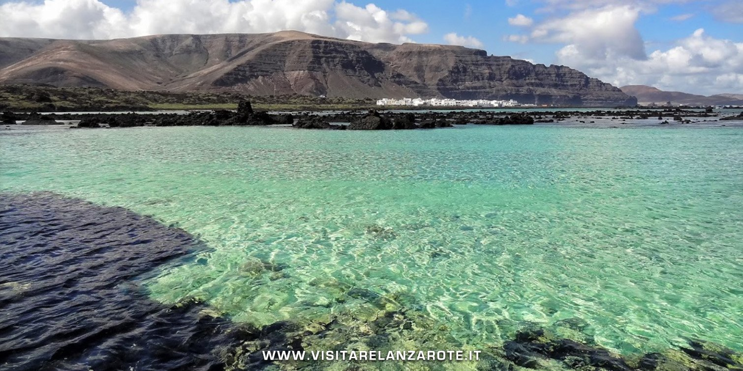 Playa de Las Cocinitas lanzarote