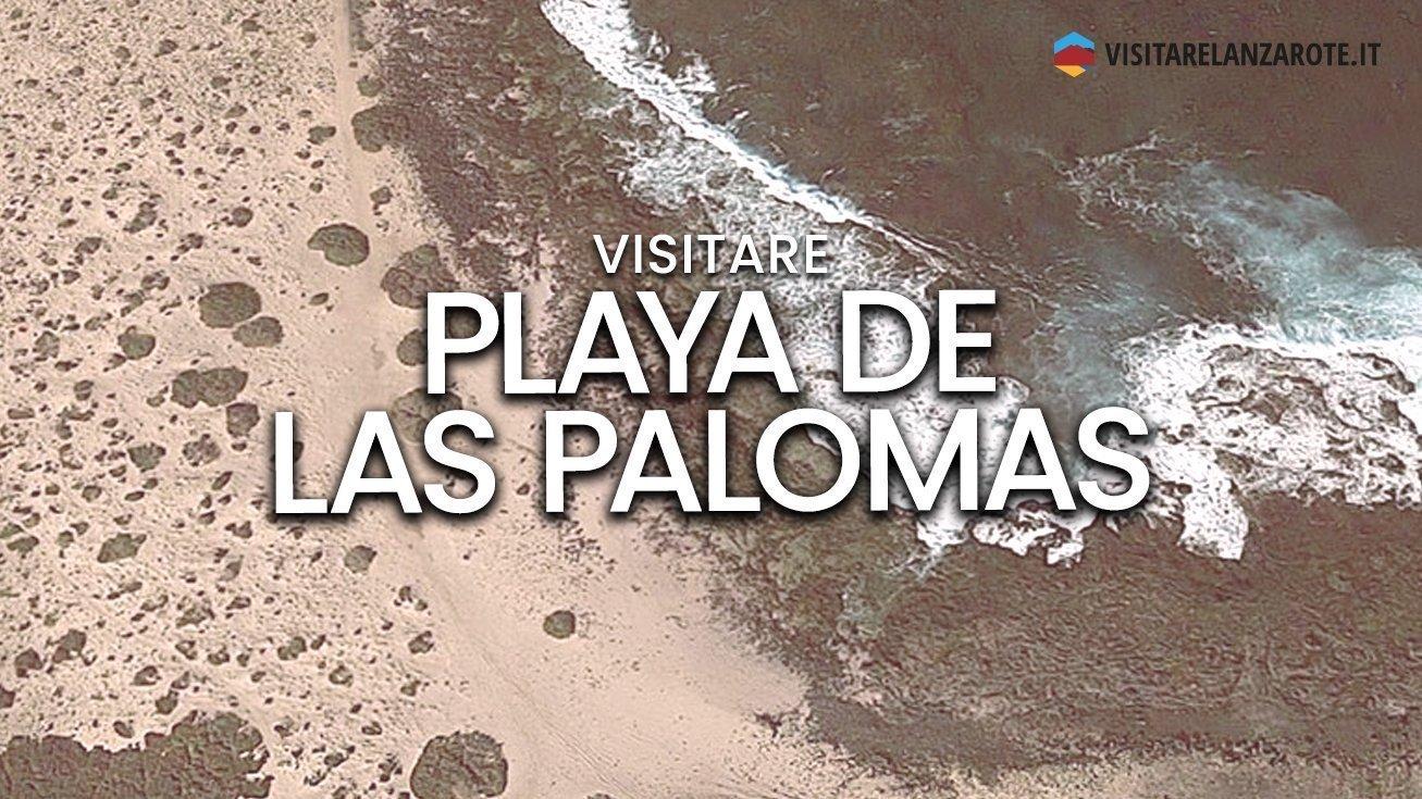 Playa de Las Palomas, Famara, Teguise | Spiaggia dell'isola di Lanzarote