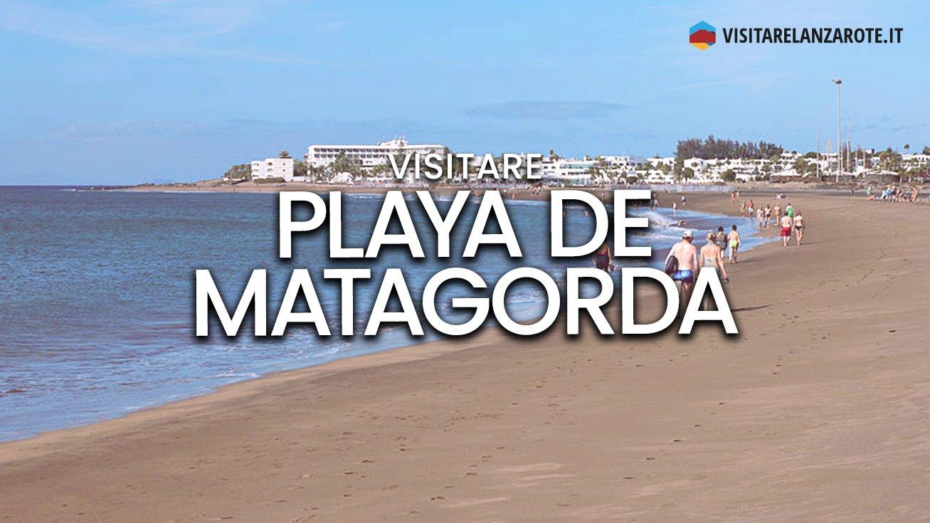 Playa de Matagorda, Puerto del Carmen | Spiaggia dell'isola di Lanzarote