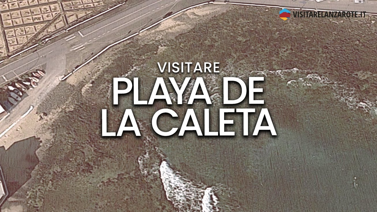 Playa de La Caleta, Costa Teguise | Spiaggia dell'isola di Lanzarote