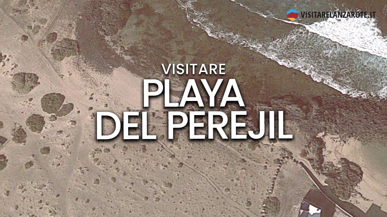 Playa del Perejil, Famara, Teguise | Spiaggia dell'isola di Lanzarote