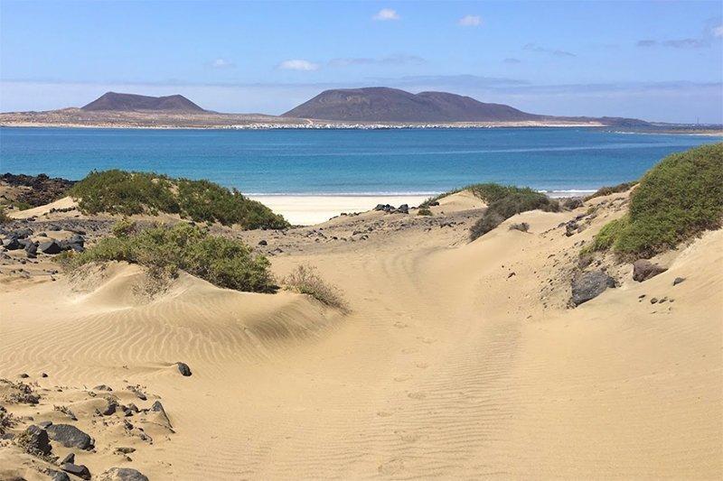 Playa del Risco lanzarote
