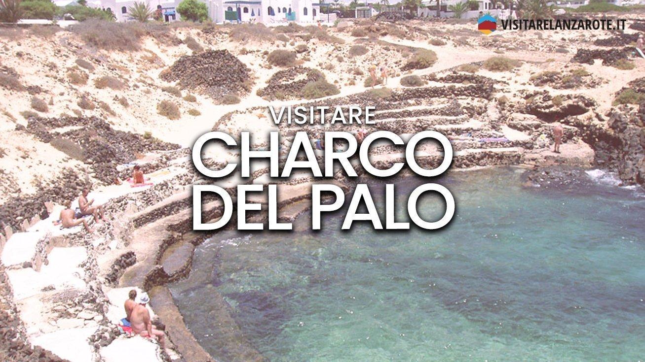 Charco del Palo, Haría | Spiaggia per nudisti dell'isola di Lanzarote
