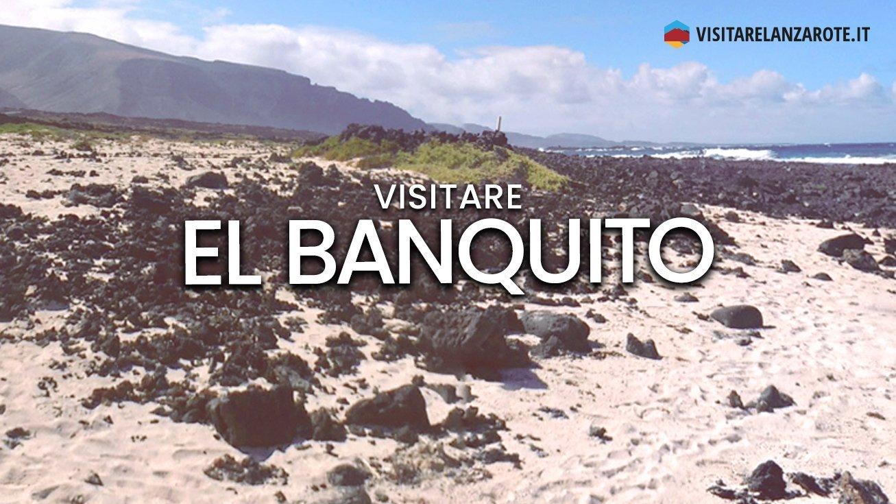 El Banquito, Haría   Spiaggia bianca dell'isola di Lanzarote