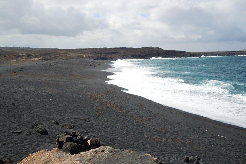 playa de Janubio Lanzarote