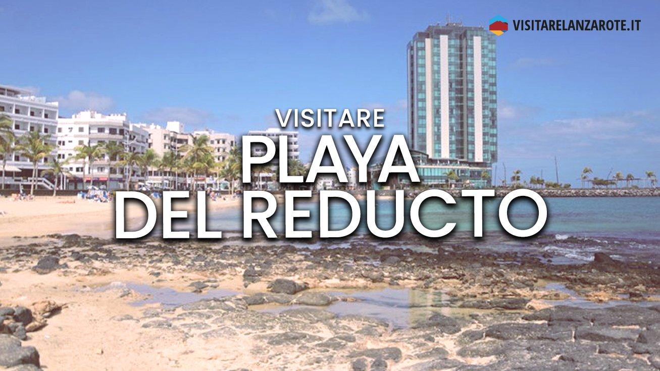 Playa del Reducto, Arrecife | Spiaggia dell'isola di Lanzarote
