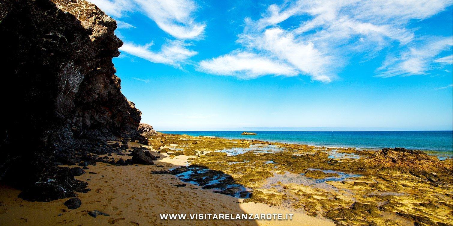 Playa Caletón San Marcial