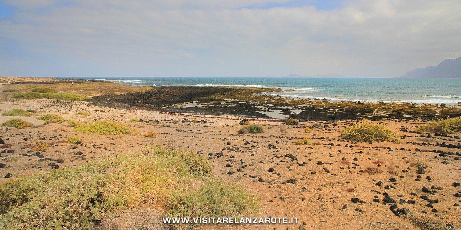 Playa del Perejil Lanzarote