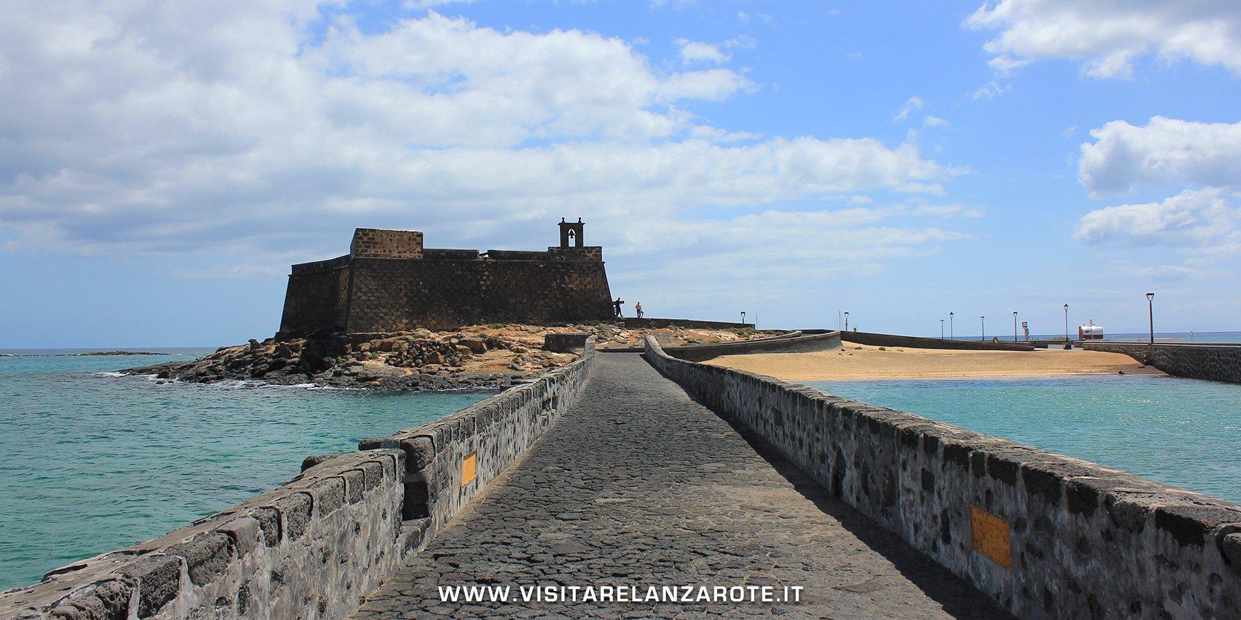 Castillo de San Gabriel Lanzarote