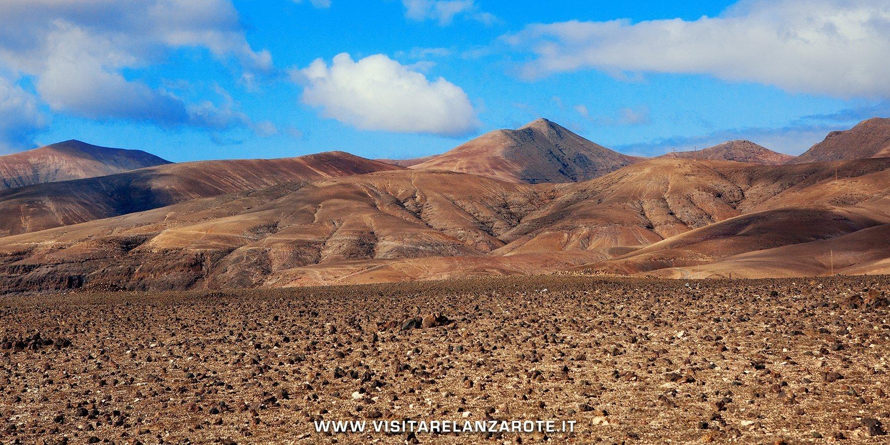 Parco Naturale Los Ajaches Lanzarote