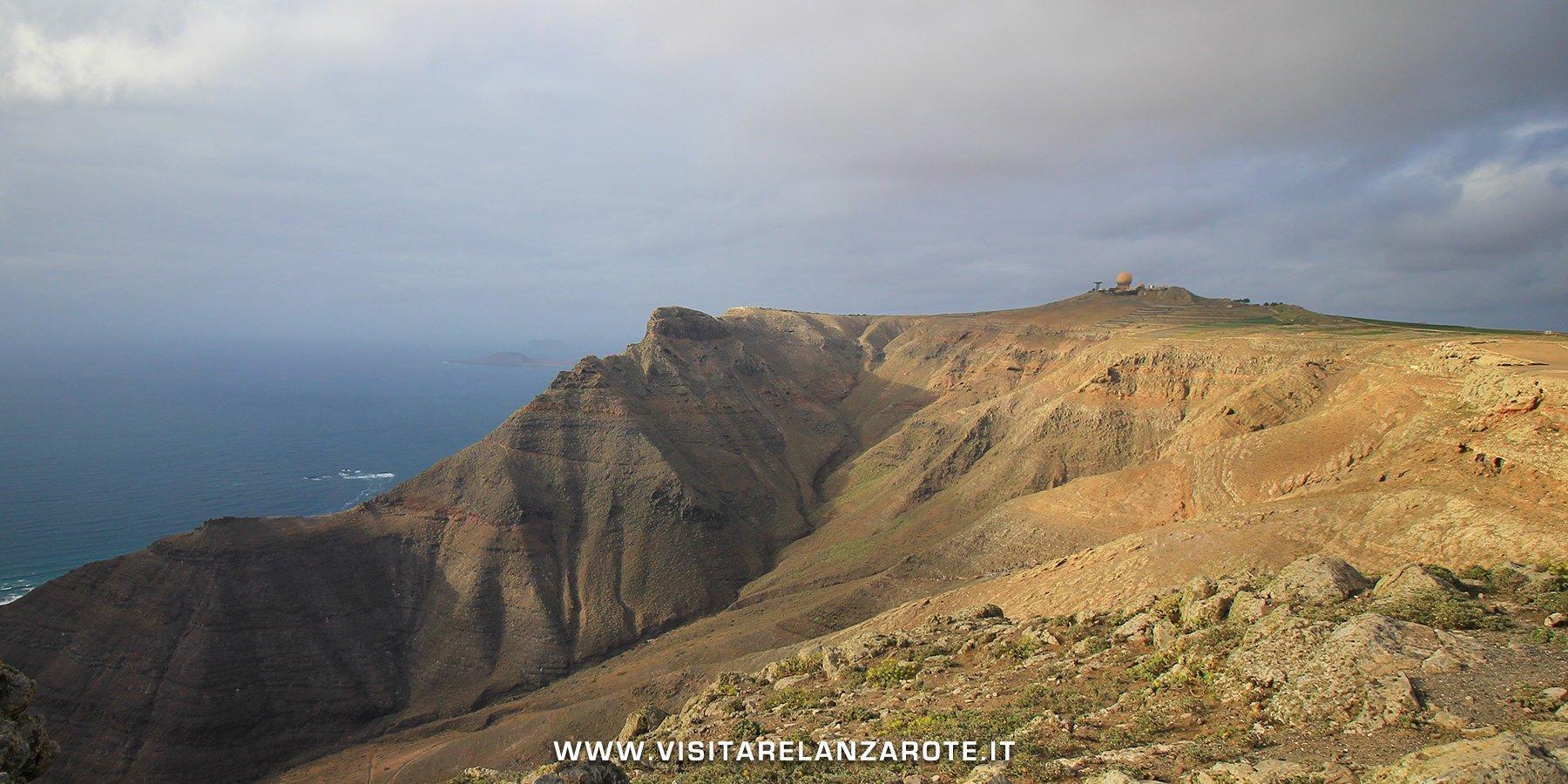 Peñas del Chache Lanzarote