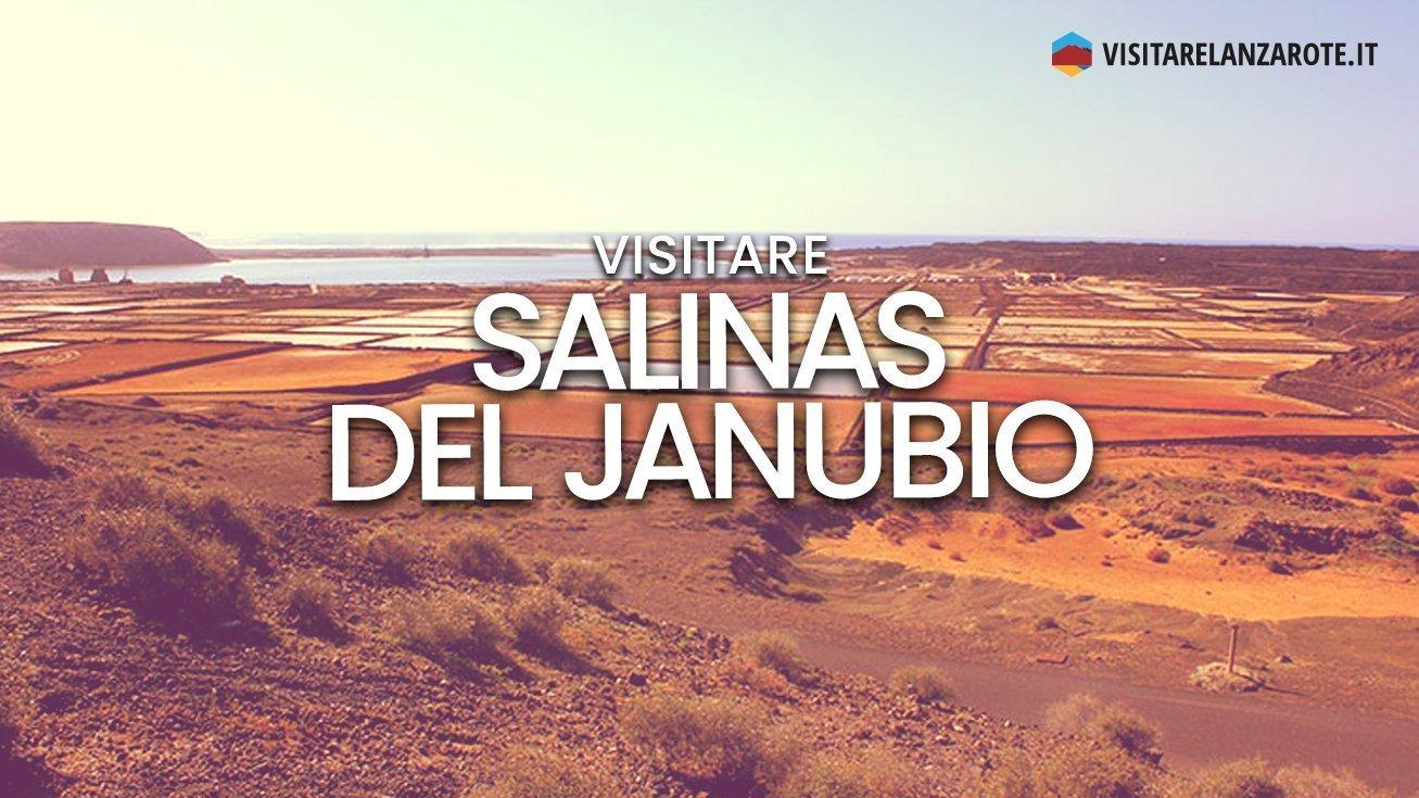 """Salinas del Janubio, la """"saliera"""" di Lanzarote"""