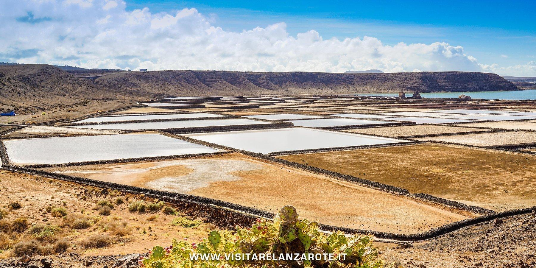 Salinas del Janubio Lanzarote