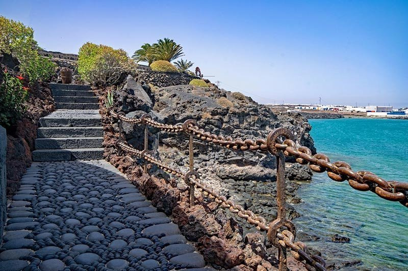 castillo de san jose Lanzarote