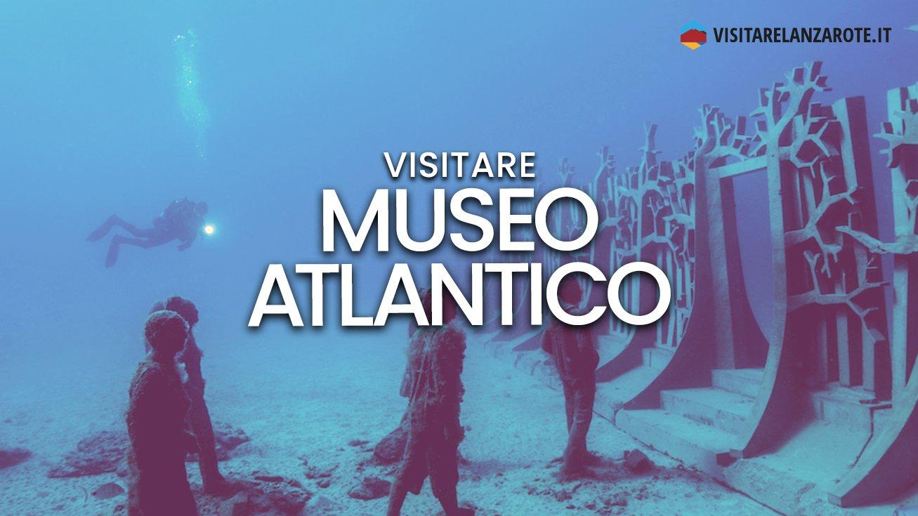 Museo Atlántico, monumento sottomarino alla natura | Visitare Lanzarote