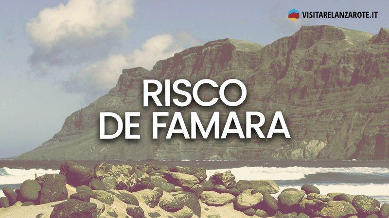 Risco de Famara, una falesia spettacolare | Visitare Lanzarote