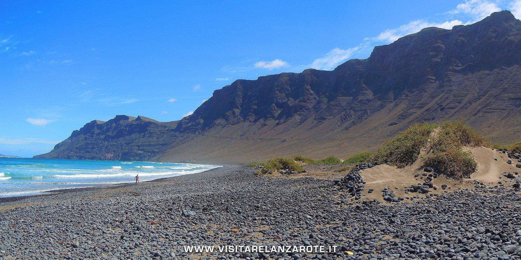 risco de famara Lanzarote
