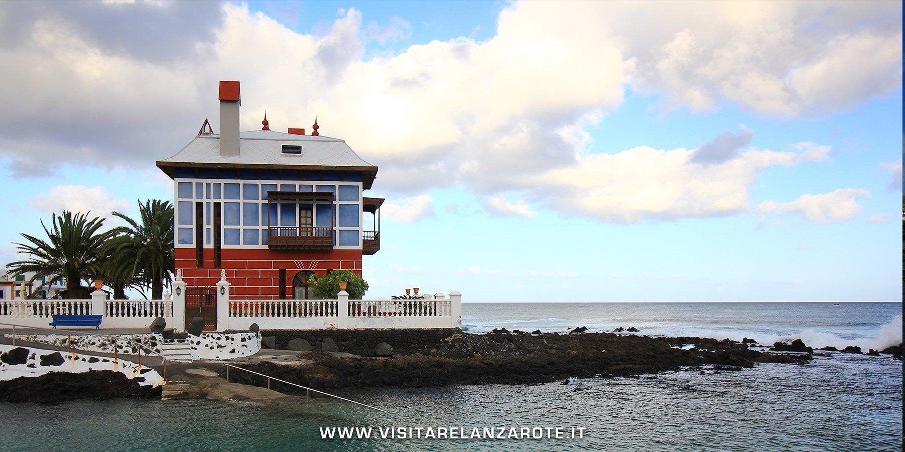 Arrieta, Lanzarote
