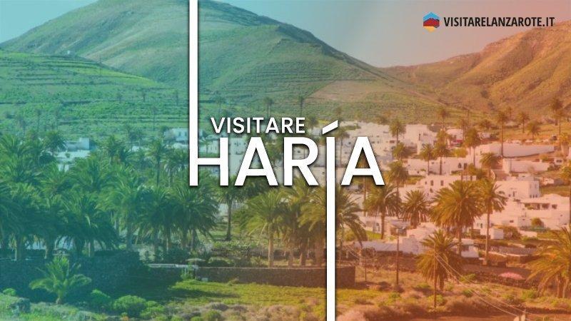 Haría, il più bel villaggio del mondo | Visitare Lanzarote