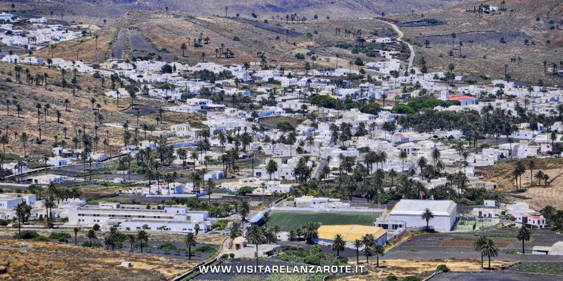 Haría, Lanzarote