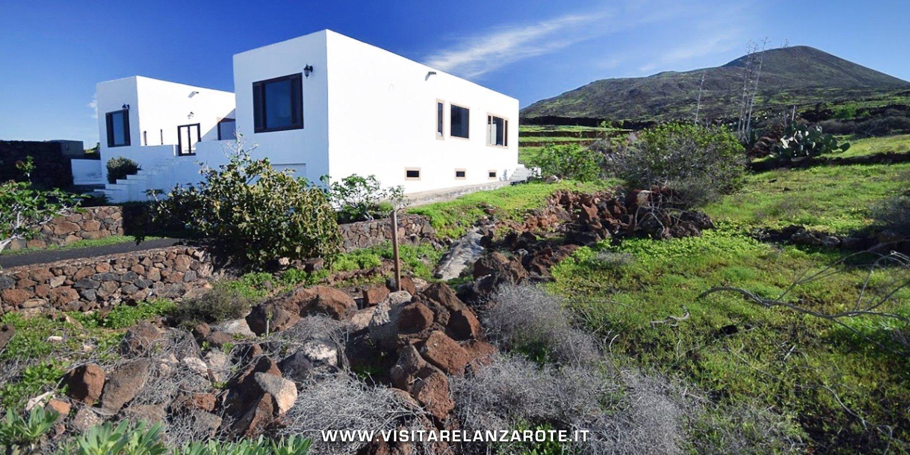 Las Breñas Lanzarote