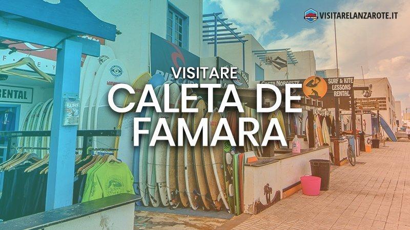 Caleta de Famara, là dove osano i surfisti | Visitare Lanzarote