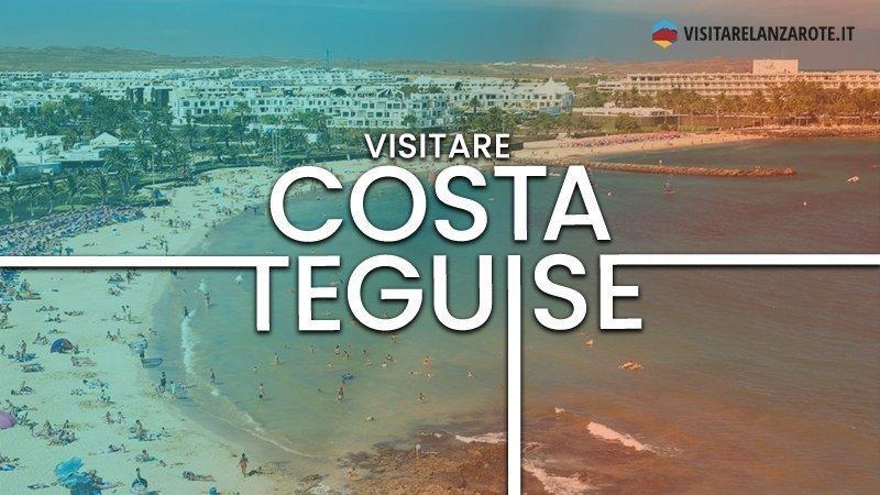 Costa Teguise, la base ideale per una vacanza a Lanzarote | Visitare Lanzarote