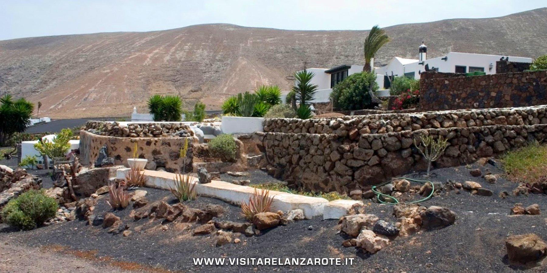 la degollada Lanzarote