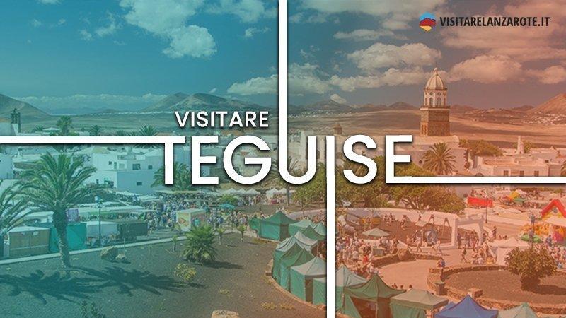 Teguise, l'antica capitale di Lanzarote | Visitare Lanzarote