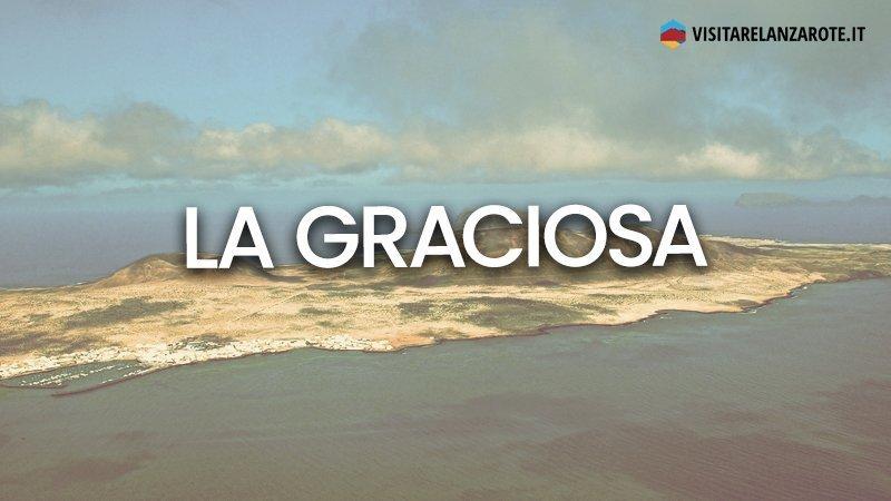 La Graciosa, un piccolo paradiso selvaggio | Visitare Lanzarote