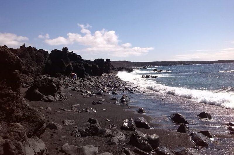 Playa de Chó Gregorio lanzarote
