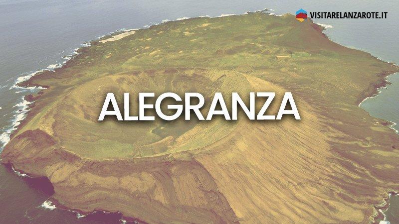 Alegranza, l'isola più a nord delle Canarie   Visitare Lanzarote