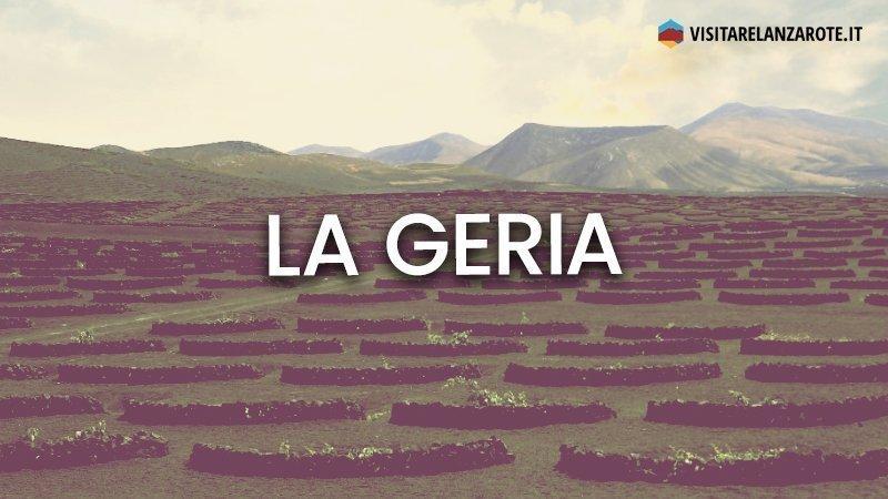 La Geria, la superlativa rutas del vino | Visitare Lanzarote