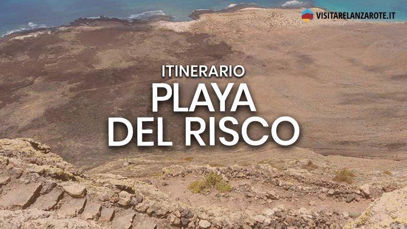 Itinerario Risco de Famara –Playa del Risco | Visitare Lanzarote