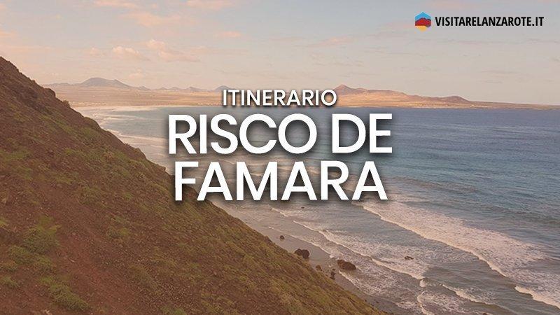 Itinerario Risco de Famara –Escursione sul Risco | Visitare Lanzarote