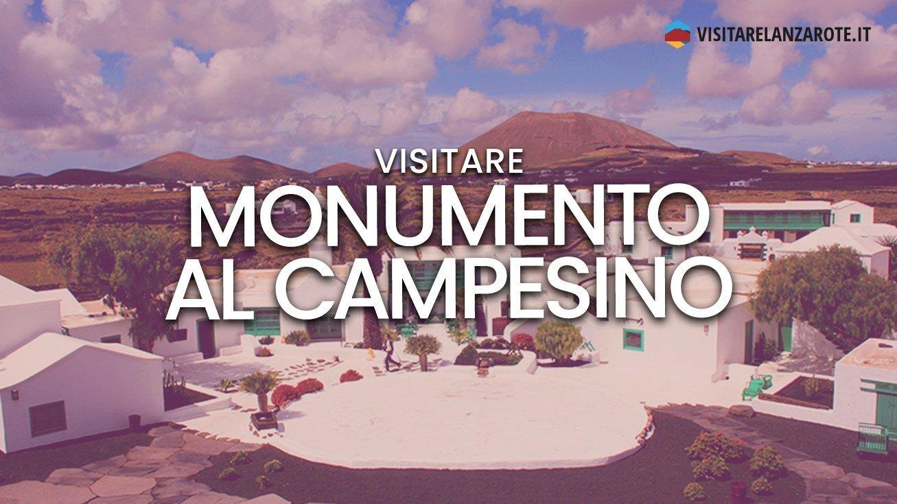 Monumento al Campesino, un'ode alla ruralità | Visitare Lanzarote