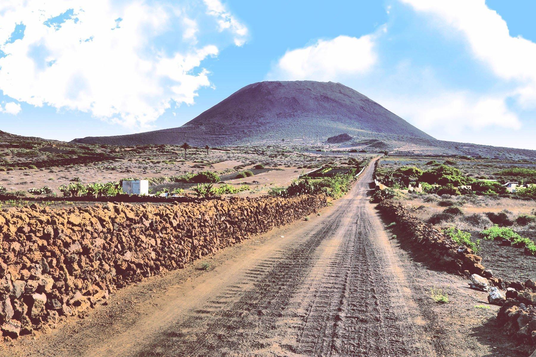 Vulcano Corona Lanzarote