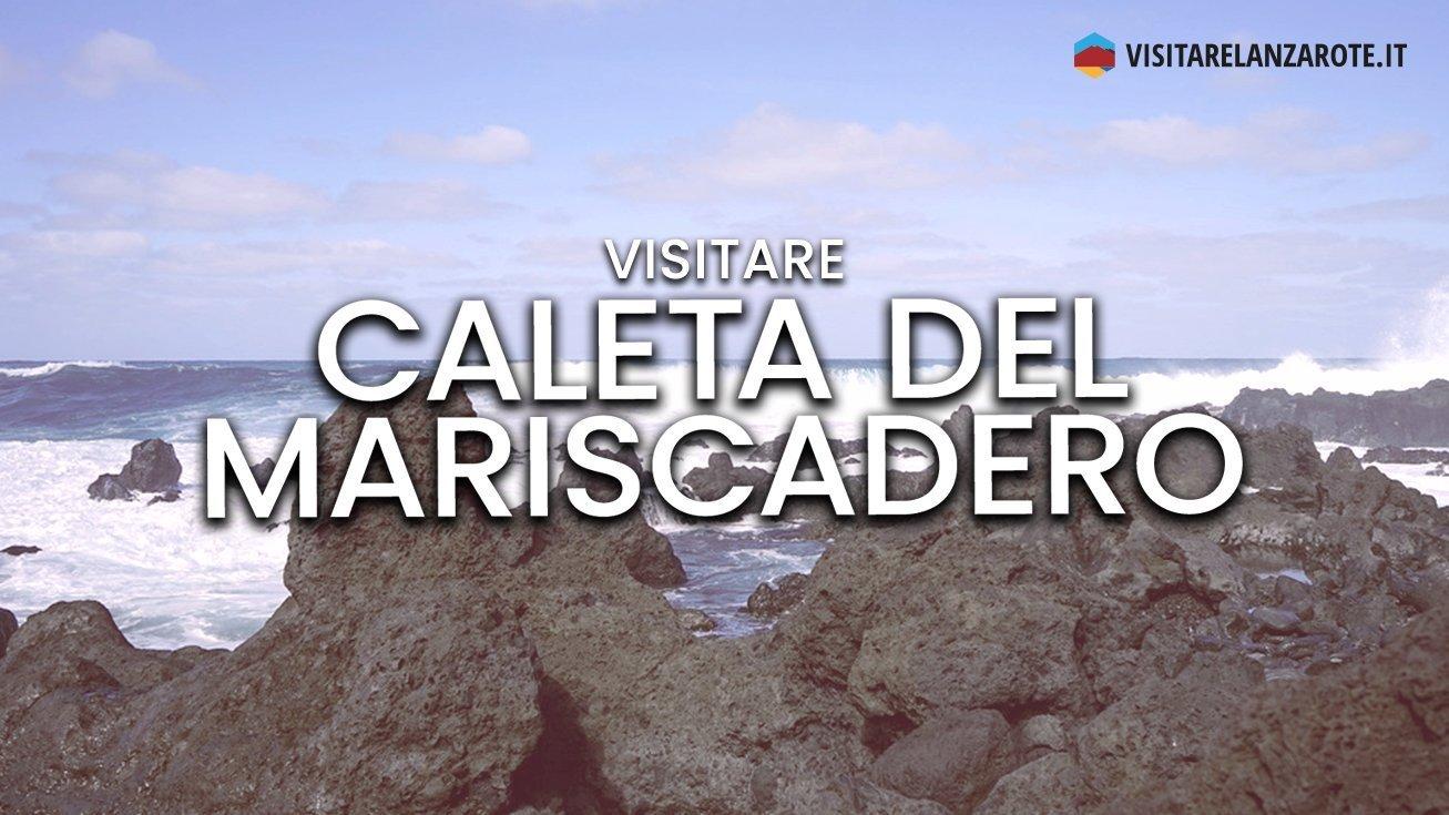 Caleta del Mariscadero, una spiaggia nera dove ammirare il tramonto