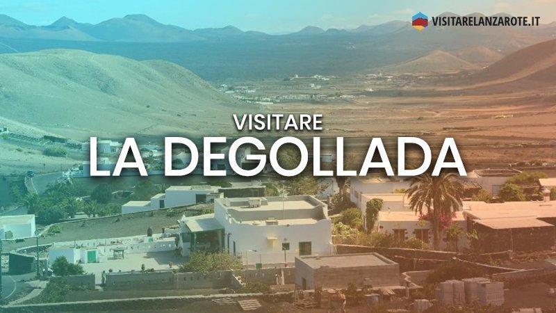 La Degollada, il villaggio sperduto tra le montagne | Visitare Lanzarote