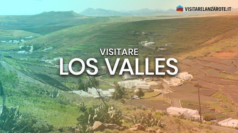 Los Valles, il villaggio della patata | Visitare Lanzarote
